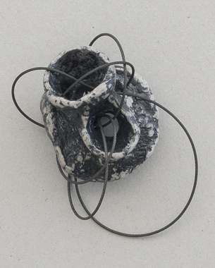 Brooch 2013, (6,5x10x3,8cm]